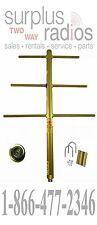 YAGI BR-6393 BASE REPEATER ANTENNA 900MHZ 6dBd 3 ELEMENTS MOTOROLA HAM KENWOOD
