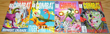"""Strange Combat Tales #1-4 VF/NM complete series - fans of """"weird war tales"""""""