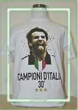 T-SHIRT DEL PIERO tg. 9-11ANNI JUVENTUS CAMPIONI D'ITALIA MAGLIA RICORDO