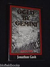 Signed Copy! - Jonathan Gash - Gold By Gemini-Lovejoy, 1978-1st - Crime Thriller