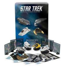 Eaglemoss STAR TREK Starships Collection Exclusive SHUTTLES Collectors Set 6 NEW