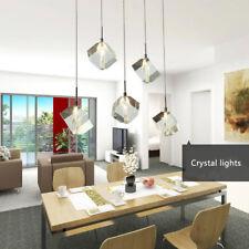 1 Set Modern Chandelier Lighting Bar Home Crystal Lamp Kitchen Ceiling Lights