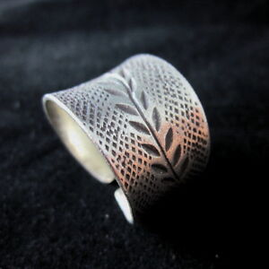 Fashion Silver Ring Hill tribe Olive Anello rengas nhẫn Schmuck Silber خواتم A11