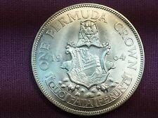 T2: World Coin Bermuda 1964 Crown