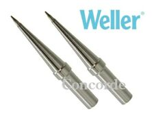 Weller Ets Long Conical Soldering Tip 0015 Ec Pes Amp Wcc Pencils 2 Pak