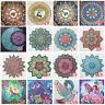 5D DIY Special Shaped Mandala Diamond Painting Cross Stitch Mosaic Art Craft Kit