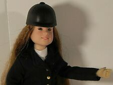 """New ListingOnly Hearts Club Equestrian Doll 9"""" With Outfit Shoes Hat no ribbon"""