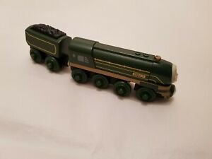Thomas The Tank Engine & Friends WOODEN STREAMLINED EMILY WOOD TRAIN COMBINE P&P