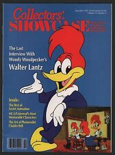 Collector's Showcase Magazine - Woody Woodpecker Cover - June/July 1995 Issue