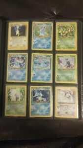 Pokémon TCG Neo Genesis - Complete set