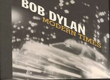 BOB DYLAN Modern Times CD & DVD Digipack LIMITED EDITION 2006