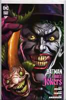 BATMAN: THREE JOKERS #1 (FISH VARIANT) ~ Geoff Johns & Jason Fabok ~ DC Comics