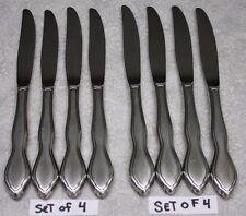 Oneida LTD TWILIGHT Set of 4 / buy up to 8 Dinner Knives 1881 Rogers Stainless