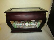 2009 Mr Christmas Animated Symphony of Bells Music Box 70 Songs