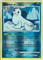 Pokemon Tarjeta Cartas Ultimative Ganador Núm 24/147 Jugong Reverse Holo Alemán