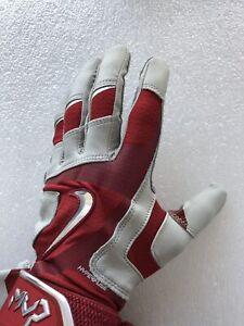 Nike MVP Elite Batting Gloves NCAA Limited Edition University Of Oklahoma XL