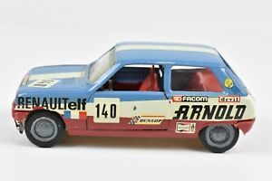 Solido Renault 5 TL Alpine Facom Arnold Pro Decaled 1:43 Scale France