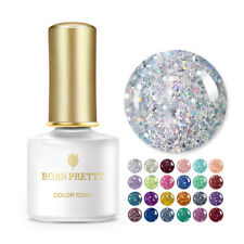 BORN PRETTY UV Glitter Smalto gel Semipermanente Sequined  Soak Off Gel