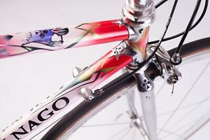 COLNAGO MASTER OLYMPIC 51cm VINTAGE ROAD BIKE CAMPAGNOLO RECORD TITANIUM SHAMAL