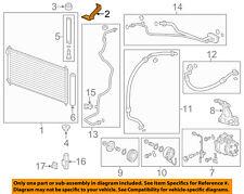HONDA OEM A//C AC Condenser//Compressor//Line-Condenser Upper Mount 80107SZH000