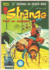 Strange 155 VF/NM 9.0 Rare Ant-Man painted Cover. French Edition.