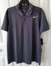 NIKE Mens Advantage Polo Tennis Shirt Roland Garros 2012 Collection 480080-060