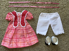 American Girl Marie Grace's Meet Outfit