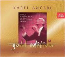 Audio CD: Karl Ancerl Conducts Dvorák: Symphony No. 6 / My Home / Hussite Overtu