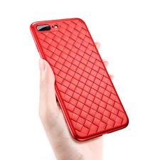 Cable carga rapida iPhone Desconexion automatica Floveme 120cm reforzado rojo