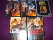 Stirb Langsam 1-5  Die Hard 1+2+3+4+5 DVD Sehr selten Erstauflagen Ein guter Tag