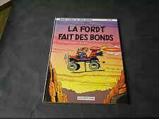 FRANCIS MARC LEBUT ET SON VOISIN N°14 LA FORD T FAIT DES BONDS EO 1980