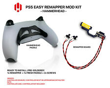 PS5 Easy Remapper BDM-010 - V1| PADDLE MOD KIT SETS | für PS5 Controller