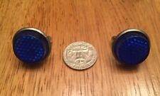 2 blue reflectors murry westeren 