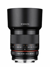 Rokinon 35mm F1.2 High Speed Wide Angle Lens (Canon M)