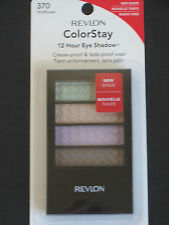 REVLON ColorStay 370 WILDFLOWER 12 Hour Eye Shadow Quad Color Stay Discontinued