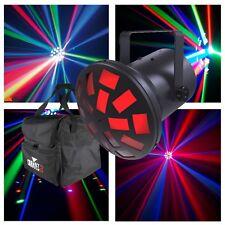 Chauvet DJ Mushroom Plug & Play Multi Colour LED Lighting Effect & CHS40 Bag