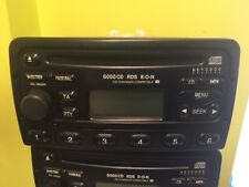 Ford 6000 RDS Radio CD Player Mk2/3 Mondeo Mk6 Transit Fiesta Minibus +Code