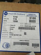 Ge Replacement Morrill Arktic 59 Motor 5Sme59Bla1036 By Genteq
