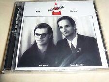 CD.KRAFTWERK.RALF&FLORIAN. IN THE BEGINNING.  NEUF. SOUS  CELLO .RARE.