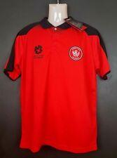 New Western Sydney Wanderers Fc Polo Shirt Bnwt A-League Soccer Football small