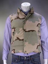 * MONCLER x JUNYA WATANABE * Comme Des Garcon Camouflauge Puffer Vest~ Medium