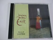 Healing Music CD for Qigong Massage: JOURNEY TO THE EAST by Philip Chapman