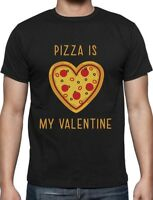 Pizza Is My Valentine Funny Valentine's Day Gift for Pizza Lovers T-Shirt