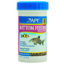 API - Bottom Feeder Shrimp Pellets - 1.5 oz. (43 g)