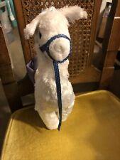 American Girl Chrissa Pet Llama Starburst Complete EUC RETIRED
