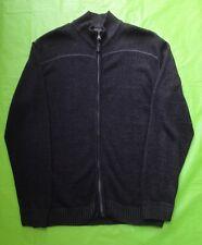 Method Men's long sleeve full zip sweaters  size- L