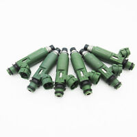 Fuel injectors TOYOTA 1FZ-FE LANDCRUISER FZJ78 79 105 23209-66010 Remanufactured