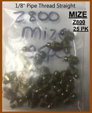 Mize 25 Pk 1/8