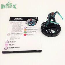Heroclix Captain Marvel Movie set Korath #019 Gravity Feed figure w/card!