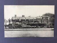±1915 LOCOMOTORA VAPOR No 3006 de ESPAÑA Norte Societé Alsacienne Belfort TREN